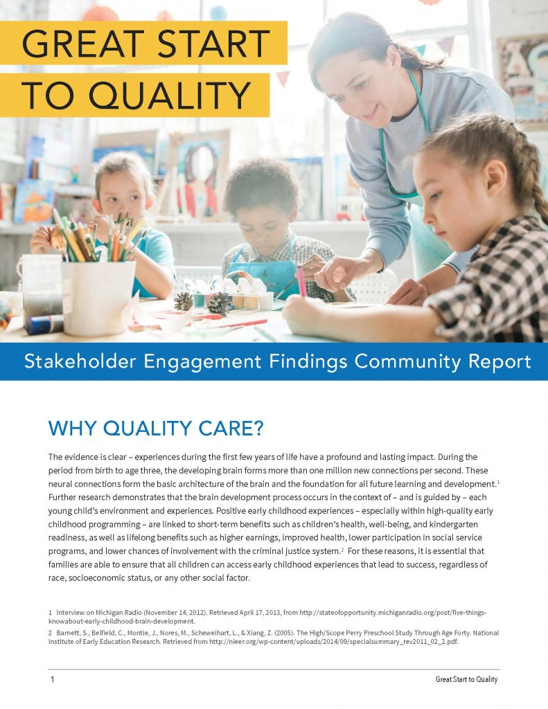 Stakeholder Feedback Cover Image